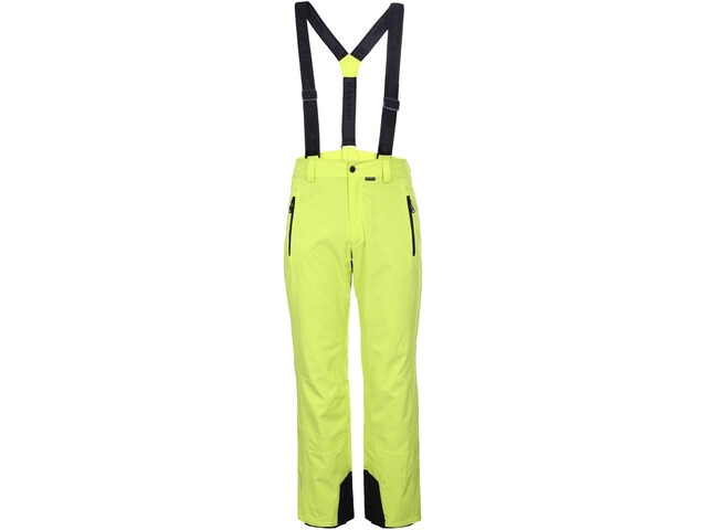 Icepeak Noxos Pantalones de Esquí Hombre, aloe